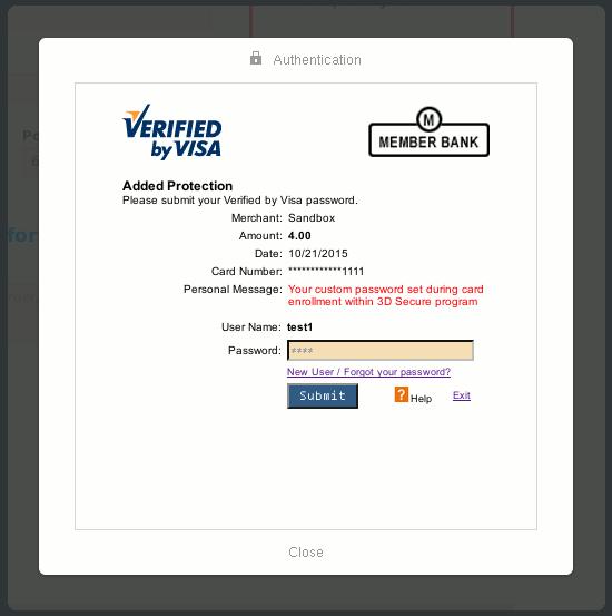 Woo Braintree Payment - screenshots - My *nix Shop