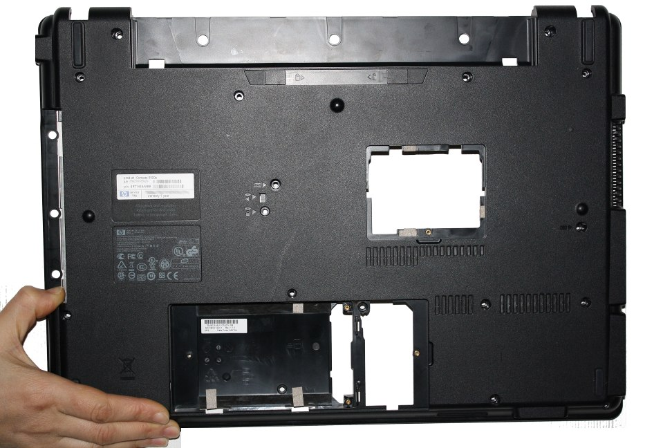 how to change processor in laptop