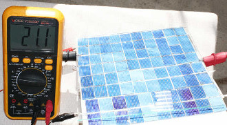 5W solar battery charger for 5 bucks