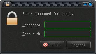 webdav basic authentication