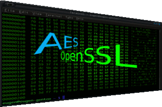 PHP OpenSSL AES encryption