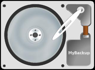 Create a hard drive icon in GIMP