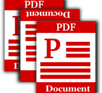 How to rotate even odd scanned PDF pages