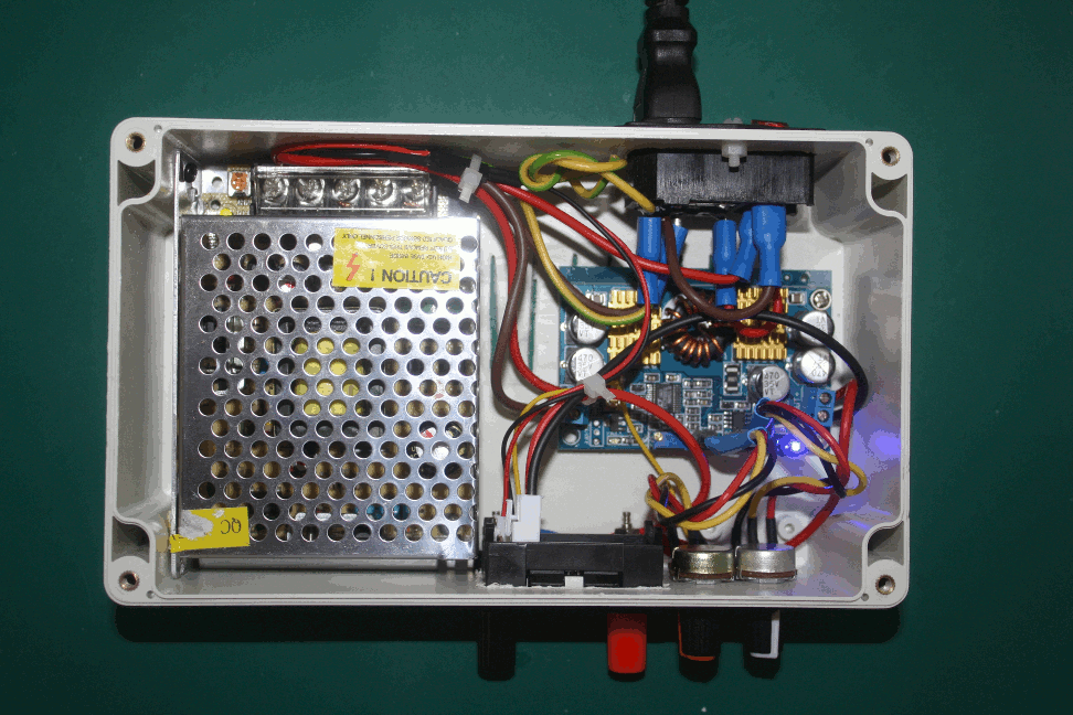 DIY variable power supply