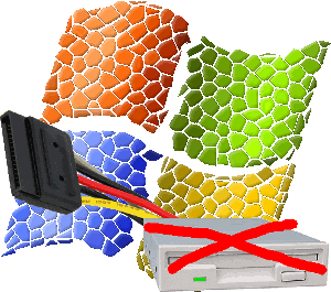 Install Windows XP on SATA without a Floppy (F6)